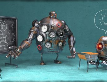 Anneciğim, Robotlar Geliyor!